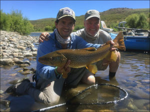 Patagonia River Ranch Booking and Pricing Information for the 2017-2018 Season
